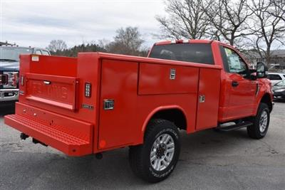 2019 F-350 Regular Cab 4x4,  Reading Classic II Aluminum  Service Body #N8053 - photo 2