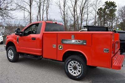 2019 F-350 Regular Cab 4x4,  Reading Classic II Aluminum  Service Body #N8053 - photo 4