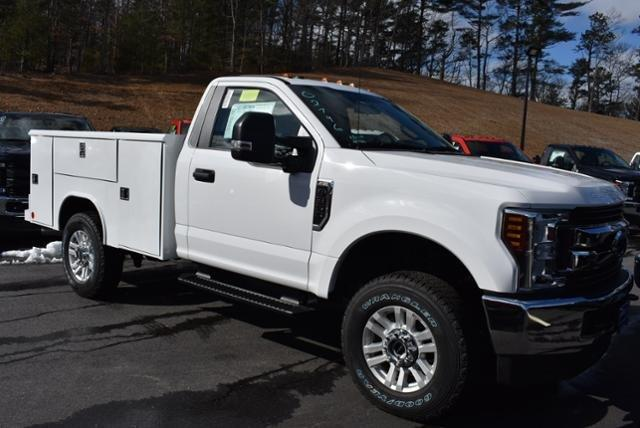 2019 F-350 Regular Cab 4x4,  Reading Classic II Aluminum  Service Body #N8057 - photo 3