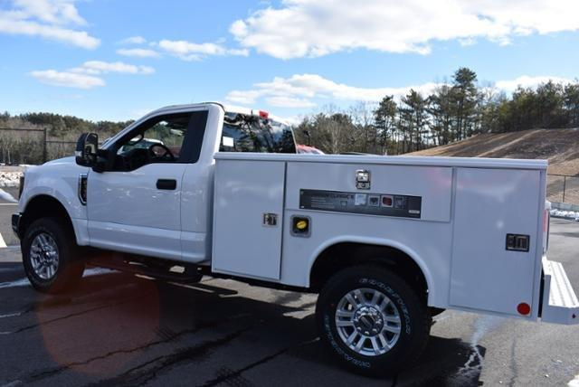 2019 F-350 Regular Cab 4x4,  Reading Classic II Aluminum  Service Body #N8057 - photo 4