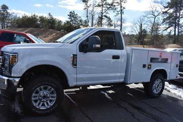 2019 F-350 Regular Cab 4x4,  Reading Classic II Aluminum  Service Body #N8057 - photo 5