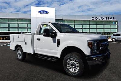 2019 F-350 Regular Cab 4x4,  Reading Classic II Aluminum  Service Body #N8057 - photo 1