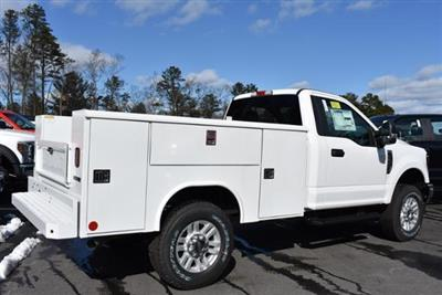 2019 F-350 Regular Cab 4x4,  Reading Classic II Aluminum  Service Body #N8057 - photo 2