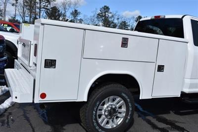 2019 F-350 Regular Cab 4x4,  Reading Classic II Aluminum  Service Body #N8057 - photo 7