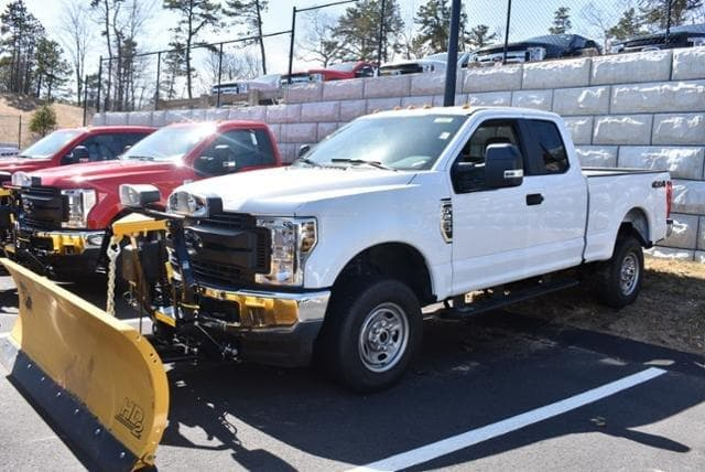 2019 F-250 Super Cab 4x4,  Fisher Snowplow Pickup #N8066 - photo 3