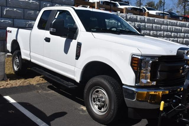 2019 F-250 Super Cab 4x4,  Fisher Snowplow Pickup #N8066 - photo 9