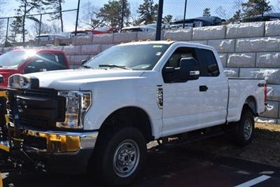 2019 F-250 Super Cab 4x4,  Fisher Snowplow Pickup #N8066 - photo 4