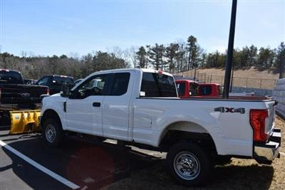 2019 F-250 Super Cab 4x4,  Fisher Snowplow Pickup #N8066 - photo 2