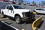 2019 F-250 Super Cab 4x4,  Fisher Snowplow Pickup #N8066 - photo 8
