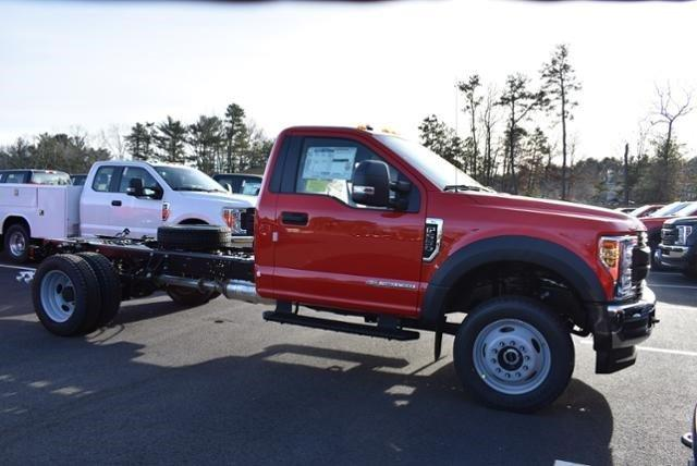 2019 F-550 Regular Cab DRW 4x4,  Cab Chassis #N8072 - photo 2