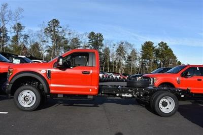2019 F-550 Regular Cab DRW 4x4, Cab Chassis #N8072 - photo 5