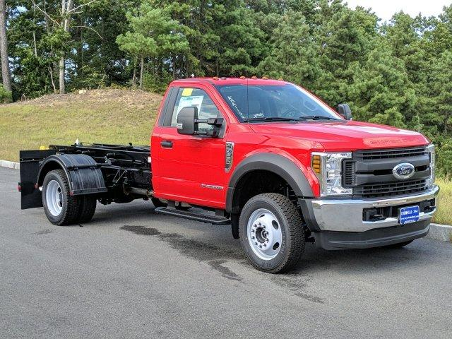 2019 F-550 Regular Cab DRW 4x4,  Cab Chassis #N8076 - photo 22