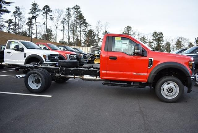 2019 F-550 Regular Cab DRW 4x4,  Cab Chassis #N8076 - photo 1