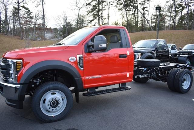 2019 F-550 Regular Cab DRW 4x4,  Cab Chassis #N8076 - photo 4