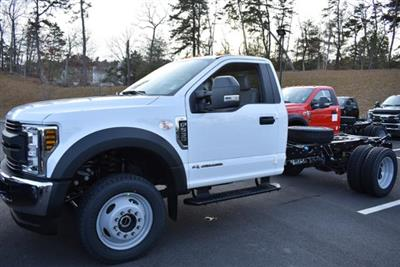 2019 F-550 Regular Cab DRW 4x4,  Cab Chassis #N8077 - photo 1