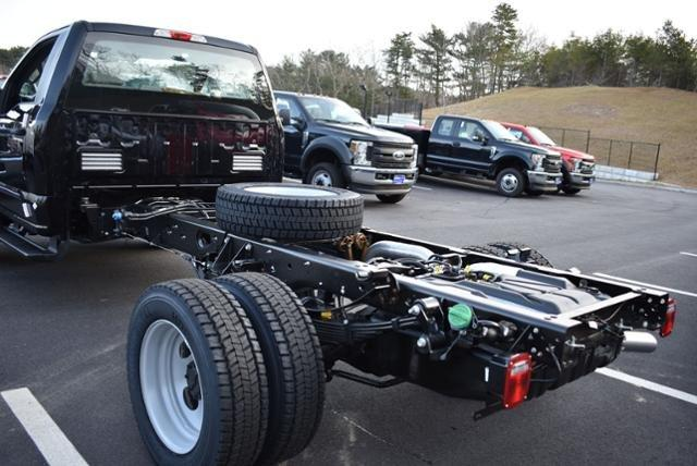 2019 F-550 Regular Cab DRW 4x4,  Cab Chassis #N8081 - photo 4