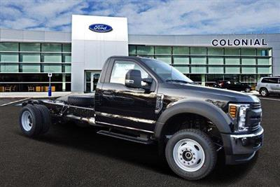 2019 F-550 Regular Cab DRW 4x4,  Cab Chassis #N8081 - photo 1