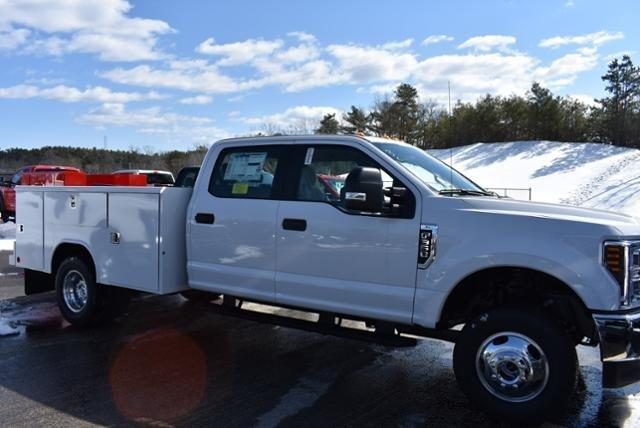2019 F-350 Crew Cab DRW 4x4,  Reading Service Body #N8089 - photo 1