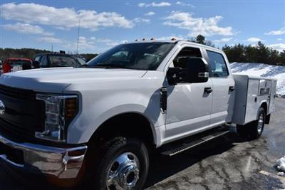 2019 F-350 Crew Cab DRW 4x4,  Service Body #N8090 - photo 4