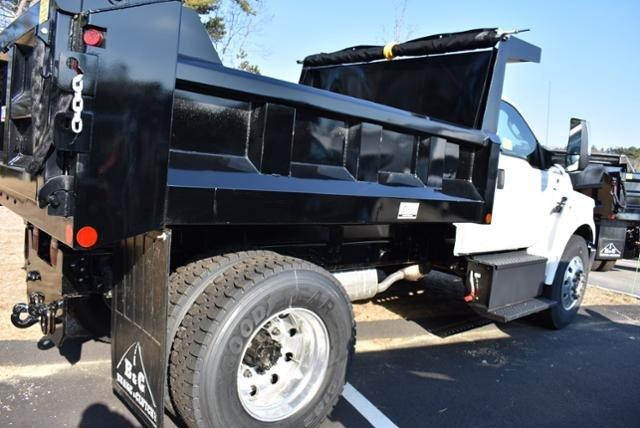 2019 F-650 Regular Cab DRW 4x2,  Dump Body #N8094 - photo 2