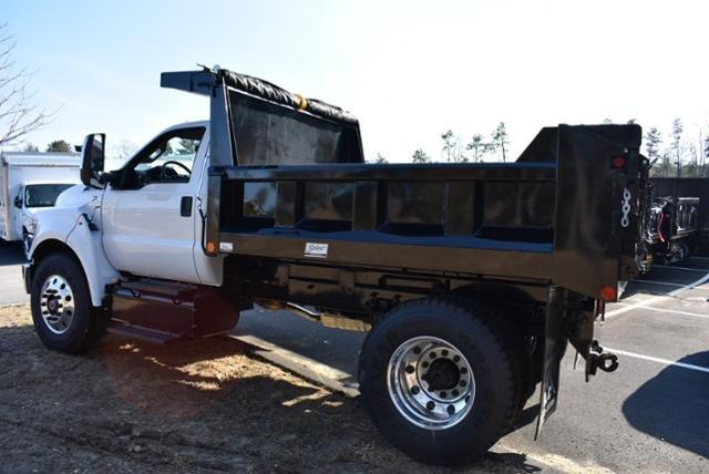 2019 F-650 Regular Cab DRW 4x2,  Dump Body #N8094 - photo 4