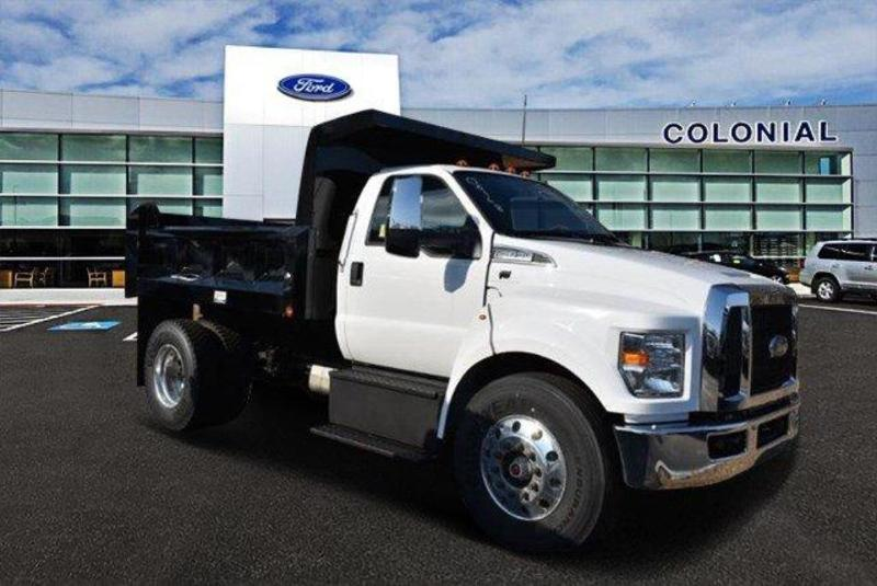2019 F-650 Regular Cab DRW 4x2,  Dump Body #N8094 - photo 14