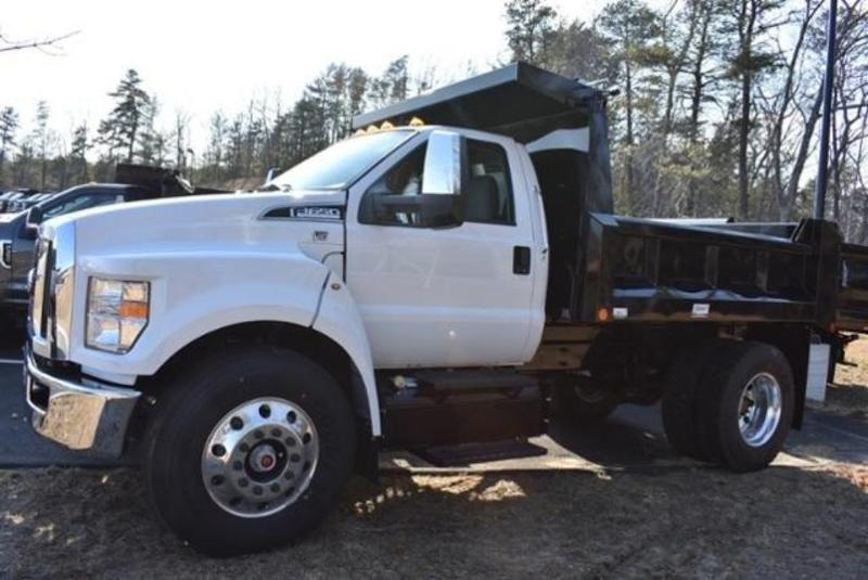 2019 F-650 Regular Cab DRW 4x2,  Dump Body #N8094 - photo 18