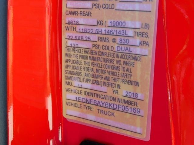 2019 F-650 Regular Cab DRW 4x2,  Crysteel E-Tipper Dump Body #N8095 - photo 21