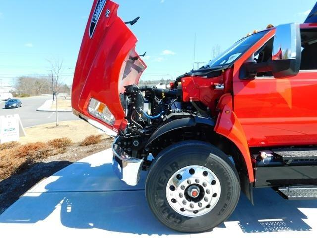 2019 F-650 Regular Cab DRW 4x2,  Crysteel E-Tipper Dump Body #N8095 - photo 27