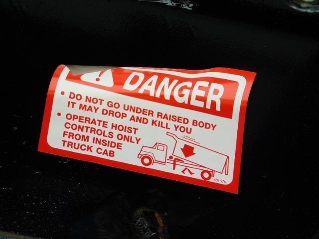 2019 F-650 Regular Cab DRW 4x2,  Crysteel E-Tipper Dump Body #N8095 - photo 40