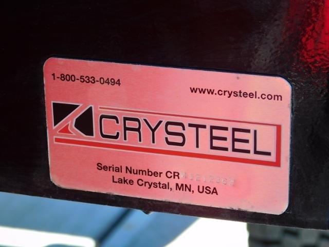 2019 F-650 Regular Cab DRW 4x2,  Crysteel E-Tipper Dump Body #N8095 - photo 41