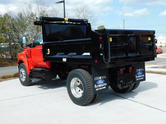 2019 F-650 Regular Cab DRW 4x2,  Crysteel E-Tipper Dump Body #N8095 - photo 47