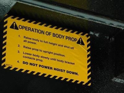 2019 F-650 Regular Cab DRW 4x2,  Crysteel E-Tipper Dump Body #N8095 - photo 39