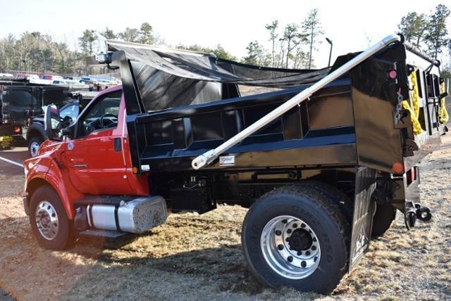2019 F-650 Regular Cab DRW 4x2,  Crysteel E-Tipper Dump Body #N8096 - photo 4