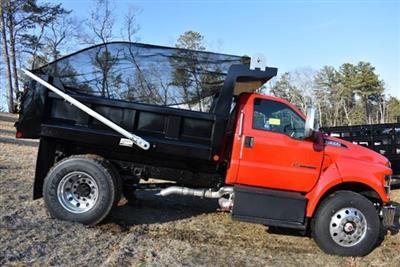2019 F-650 Regular Cab DRW 4x2,  Dump Body #N8096 - photo 4