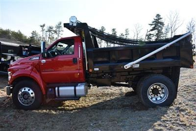 2019 F-650 Regular Cab DRW 4x2,  Crysteel E-Tipper Dump Body #N8096 - photo 5