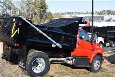 2019 F-650 Regular Cab DRW 4x2,  Crysteel E-Tipper Dump Body #N8096 - photo 18