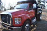 2019 F-650 Regular Cab DRW 4x2,  Crysteel Dump Body #N8096 - photo 1