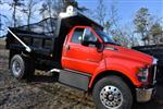 2019 F-650 Regular Cab DRW 4x2,  Crysteel E-Tipper Dump Body #N8096 - photo 1