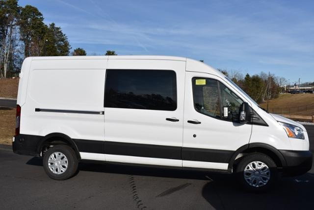 2019 Transit 250 Med Roof 4x2,  Empty Cargo Van #N8100 - photo 3