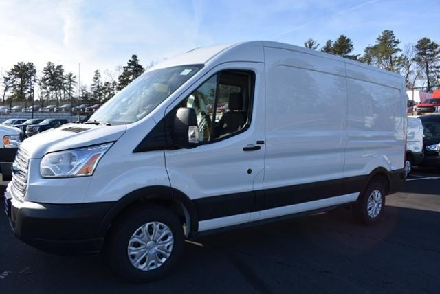 2019 Transit 250 Med Roof 4x2,  Empty Cargo Van #N8100 - photo 6