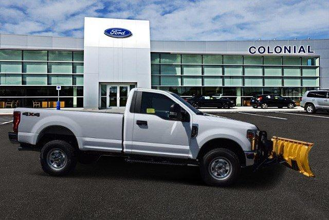 2019 F-350 Regular Cab 4x4,  Fisher Pickup #N8103 - photo 1