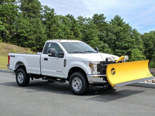 2019 F-350 Regular Cab 4x4,  Fisher Snowplow Pickup #N8104 - photo 15