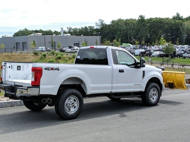 2019 F-350 Regular Cab 4x4,  Fisher Snowplow Pickup #N8104 - photo 2