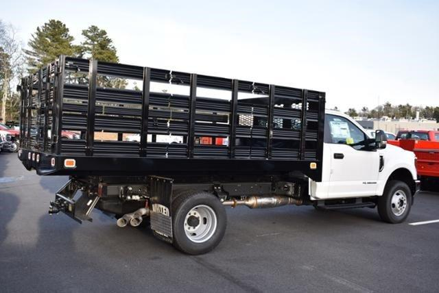 2019 Ford F-350 Regular Cab DRW 4x4, Knapheide Value-Master X Stake Bed #N8105 - photo 2
