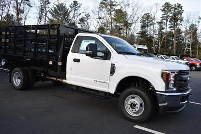 2019 Ford F-350 Regular Cab DRW 4x4, Knapheide Value-Master X Stake Bed #N8105 - photo 5