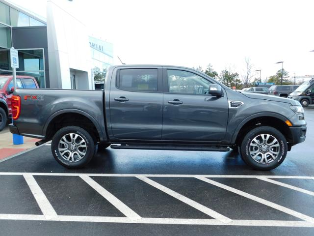 2019 Ranger SuperCrew Cab 4x4,  Pickup #N8109 - photo 9
