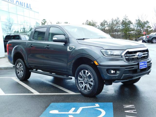 2019 Ranger SuperCrew Cab 4x4,  Pickup #N8109 - photo 1