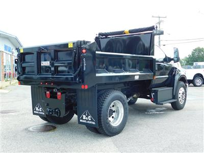 2019 F-650 Regular Cab DRW 4x2,  Crysteel E-Tipper Dump Body #N8110 - photo 2