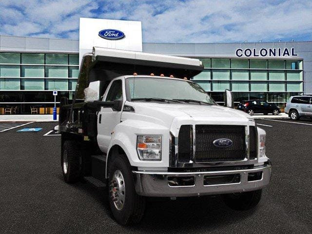 2019 F-650 Regular Cab DRW 4x2,  Crysteel Dump Body #N8111 - photo 1